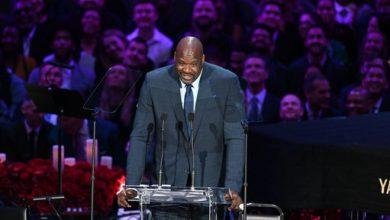 Photo of Una leggenda nella storia del basket: Shaquille O'Neal!